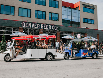 Sightseeing Tours in Denver